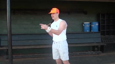 Thumbnail for entry Dale Cottonwood on Baseball