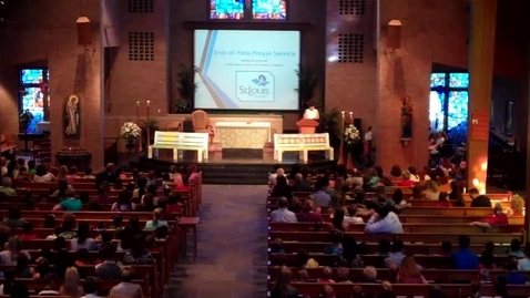 Thumbnail for entry St. Louis School End of Year Prayer Service 6-21-17