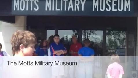 Thumbnail for entry Motts video