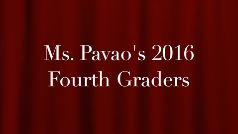 Thumbnail for entry 2016 Slavens Pavoe Colorado Characters