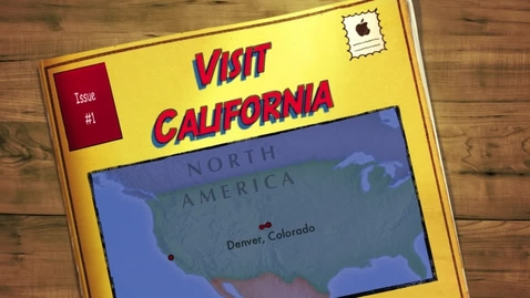 Thumbnail for entry California by Nathanel & Griffin