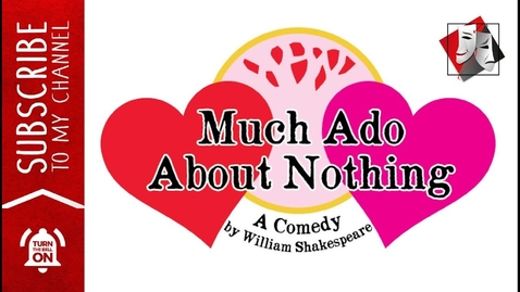 Thumbnail for entry Much Ado About Nothing | Shakespeare | Grand Theatre
