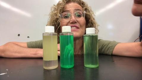 Thumbnail for entry Second Grade, Liquids and liquids