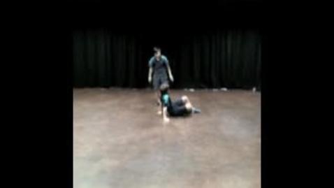 Thumbnail for entry Ta4 10 Drama silent acting 4