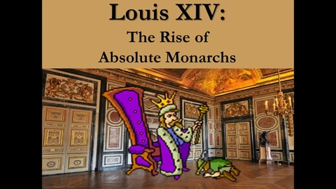 Thumbnail for entry Louis XIV (France)