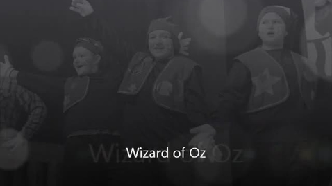 Thumbnail for entry Missoula Children's Theatre The Wizard of Oz Performance in Hobbs, NM 2012