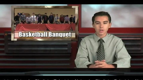 Thumbnail for entry Basketball Banquet