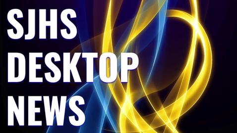 Thumbnail for entry SJHS News 1.28.21