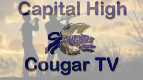 Thumbnail for entry Capital High School Cougar TV Show 49