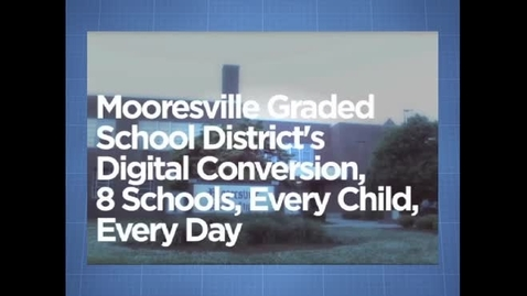 Thumbnail for entry Mooresville School District