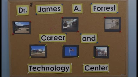 Thumbnail for entry 2014 Forrest Center Promo Video