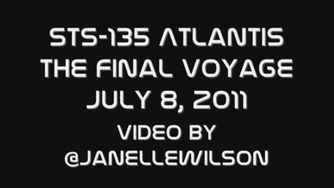 Thumbnail for entry STS-135 Launch