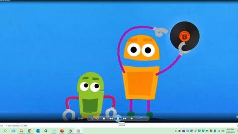 Thumbnail for entry Storybots B