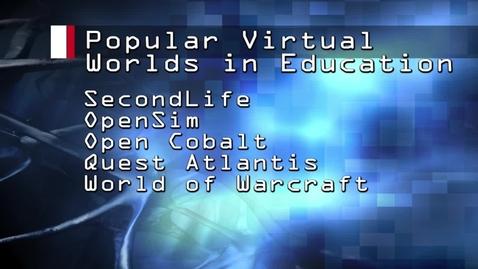 Thumbnail for entry Virtual Worlds Sampler