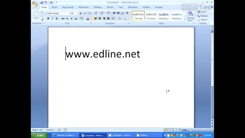 Thumbnail for entry Activating Your Edline Account