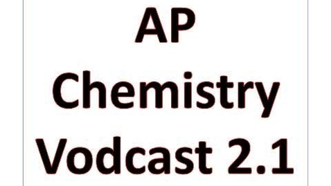 Thumbnail for entry AP Chem 2.1 Naming Compounds