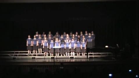Thumbnail for entry Womens Choir 2013