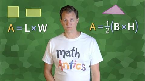 Thumbnail for entry Math Antics - Area