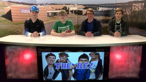 Thumbnail for entry The Rez Episode 20 2018-2019 Big Time Rush Big Time Rez
