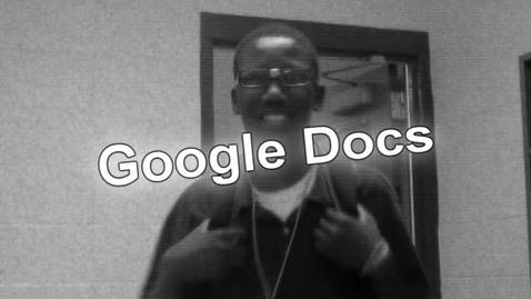 Thumbnail for entry Google Docs