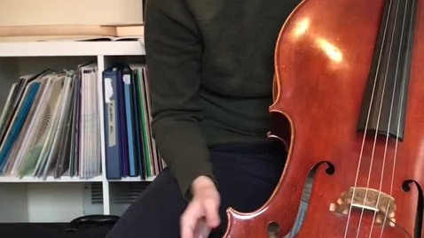 Thumbnail for entry Week 1: 4th/5th Grade Cello Lesson