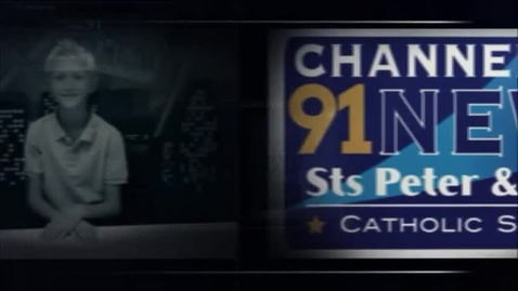 Thumbnail for entry 10/13/2015 - Channel 19 News - Sts. Peter and Paul School