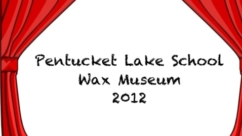 Thumbnail for entry Wax Museum 2012