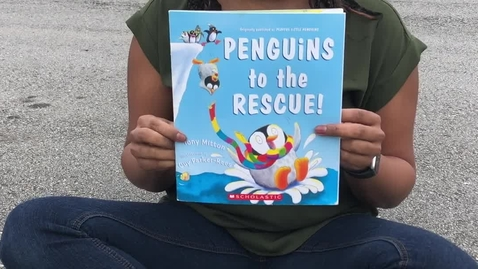 Thumbnail for entry Read Aloud: Penguins to the Rescue!