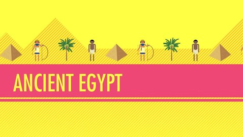 Thumbnail for entry Ancient Egypt: Crash Course World History #4