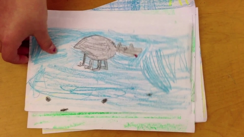 Thumbnail for entry Grade 1 Animal Research - Hippos 2