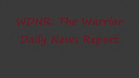 Thumbnail for entry WDNR Premiere Episode