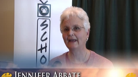 Thumbnail for entry NCEA Convention: Jennifer Abbate