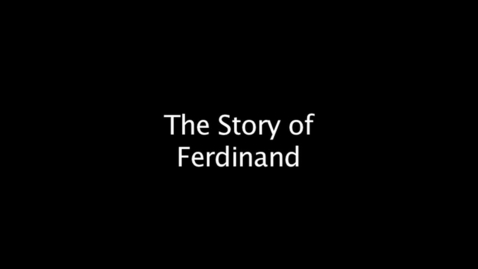 Thumbnail for entry The Story of Ferdinand