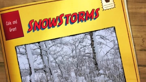 Thumbnail for entry Snowstorms - MCS