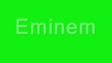 Thumbnail for entry Eminem By Micheal Overacre