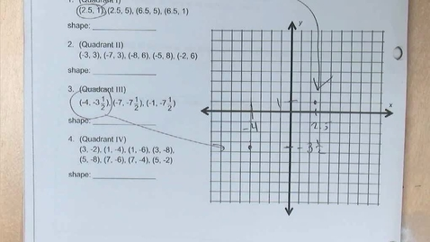 Thumbnail for entry SP4 - WU on p. 18 and Answers to pp. 16-17 and p. 24 and Intro to Lesson 4.3b on p. 19