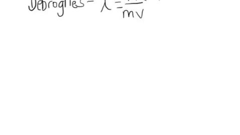 Thumbnail for entry Debroglies AP Physics Marcum