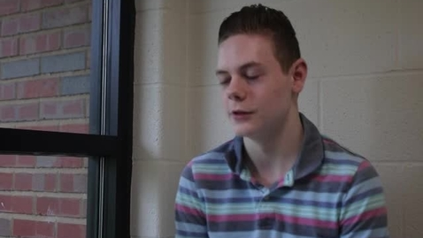 Thumbnail for entry Humans of Mehlville - Zach McKay