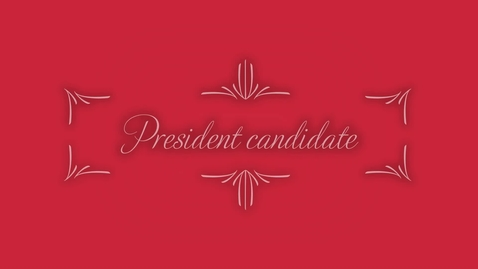 Thumbnail for entry SGA Election Video 2021-2022