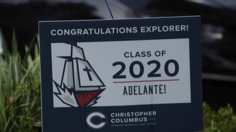 Thumbnail for entry Senior Appreciation Day at CCHS