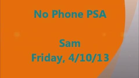 Thumbnail for entry PSA_SA