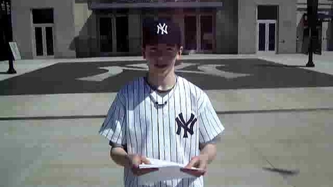 Thumbnail for entry Yankee Stadium Physics Project
