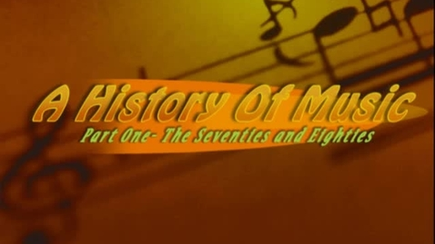 Thumbnail for entry Michael's Music Documentary