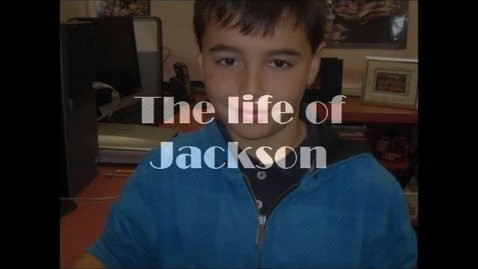 Thumbnail for entry Jackson Autobiography