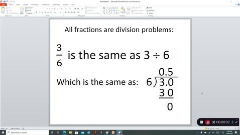 Thumbnail for entry 8th Grade - Lesson 3-1 - Representing Proportional Relationships