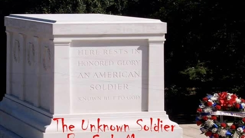 Thumbnail for entry The Unknown Soldier