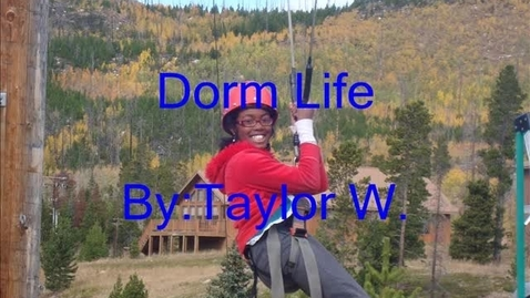 Thumbnail for entry Eco Dorm Life
