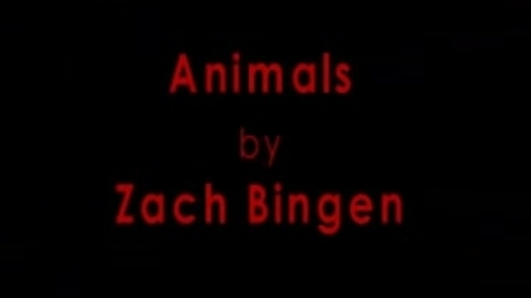 Thumbnail for entry Green Screen, Zachary Bingen