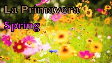 Thumbnail for entry La primavera