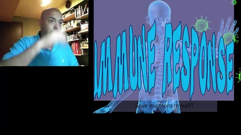 Thumbnail for entry Immune System Part 1 (HIM 205)